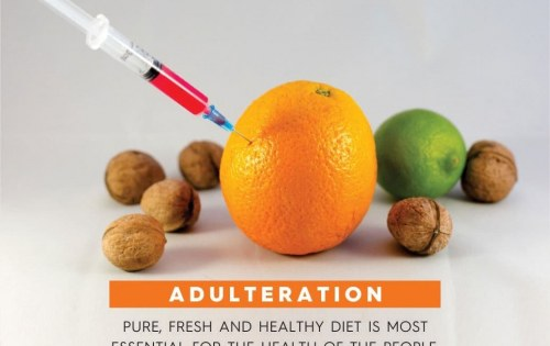 Food adulteration: How to stay safe?