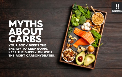 Myths About Carbs Debunked