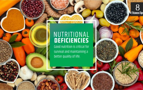 Are you suffering from a nutritional deficiency? Check out the signs.