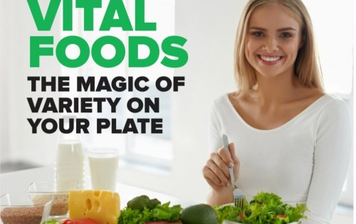 The magic of variety on your plate